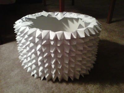 Apartment Design On A Dime apartment design on a dime: origami drum lampshade | lampy | pinterest