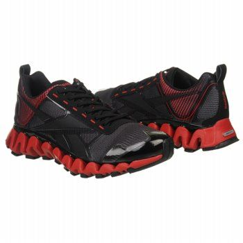Reebok Zig ReeTrek TR Shoes (Gravel Black Red) - Men s Shoes - 8.0 M ... da1a4180a