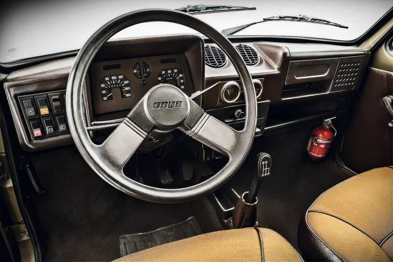 Grandes Brasileiros Fiat 147 Top Tentava Fazer Compacto Parecer