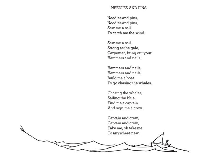 Shel Silverstein Reading Quotes: Where The Sidewalk Ends Quotes