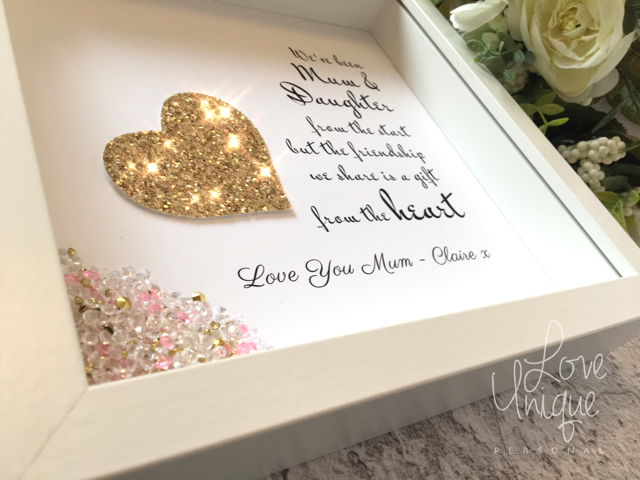 'We've Been Mum & Daughter' Personalised Mother's Day Frame
