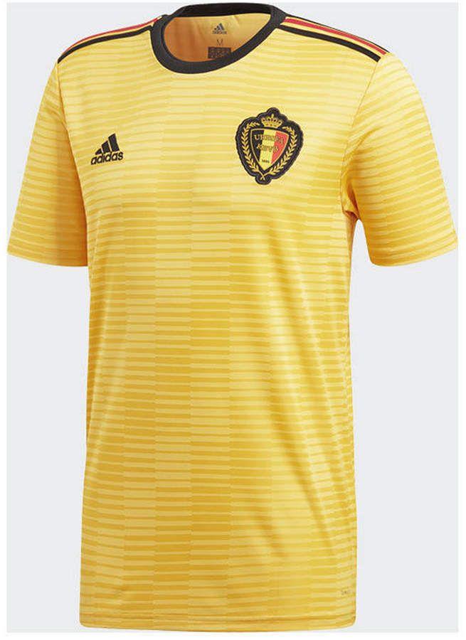 57fe53805 Men s Belgium Soccer National Team Away Stadium Jersey in 2019 ...