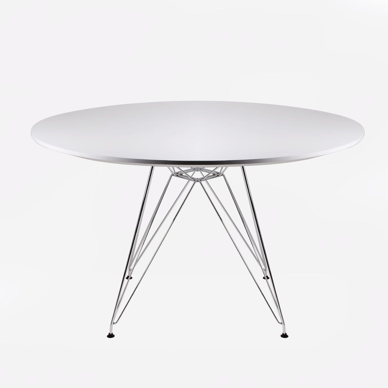 Tisch Modern Design tisch eames tower style 100 cm appartement