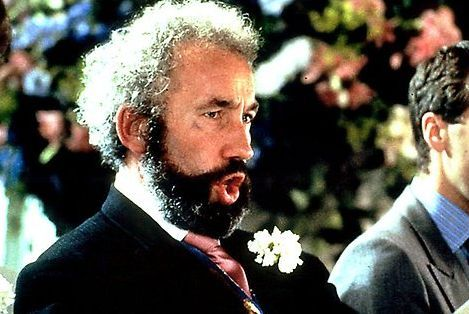 simon callow four weddings and a funeral