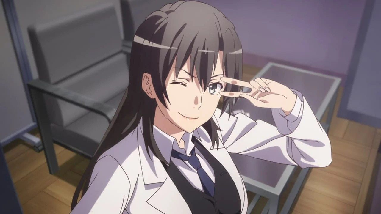 Oregairu Season 3 Episode 3 Preview Dan Tanggal Rilis Anime Saku Gadis Anime Kawaii Anime Kawaii Seni Karakter