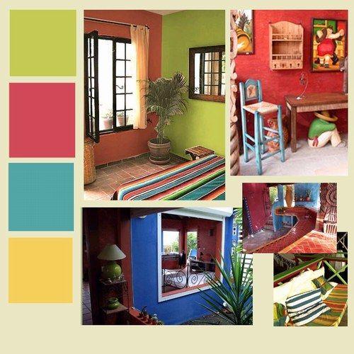 Coup De Projecteur Sur La Tendance Decoration Mexicaine