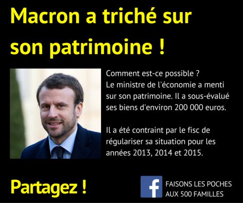 U0026quot Macron Tais