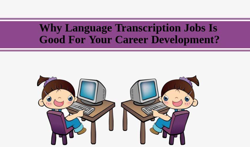 Freelance Language Transcription Jobs In Delhi India Noida Mumbai Pune Chennai Online Advertising Jobs Transcription Job