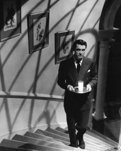 """Sospecha"" (1941). Una mujer cree..."