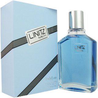 Linitz Men By Estelle Ewen for Men 4.2 oz / 125 ml EDT
