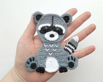 PATTERN Jungle Animal Applique Crochet Patterns PDF Elephant Giraffe Lion Monkey Crochet Appliques Zoo Animals Motif Baby Blanket Gift ENG #junglepattern