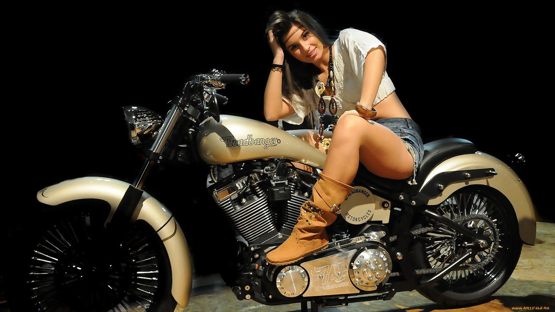 картинки мотоциклы с девушками: 21 тыс изображений найдено ...