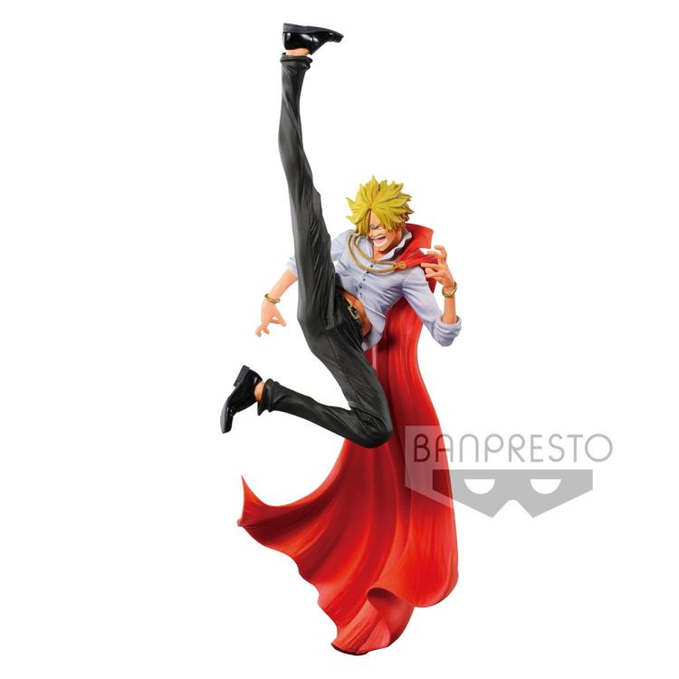 One Piece World Figure Colosseum 2 Vol 2 Vinsmoke Sanji One Piece Figurine One Piece Figure One Piece World