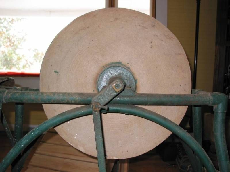 Craigslist Com Philadelphia >> Gloat: Blacksmith Pedal Grinding Wheel | Projects | Pinterest | Wheels and Knives
