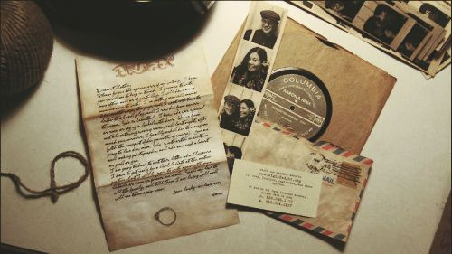 Vintage Inspired DIY Wedding Invitations Diy wedding invitations