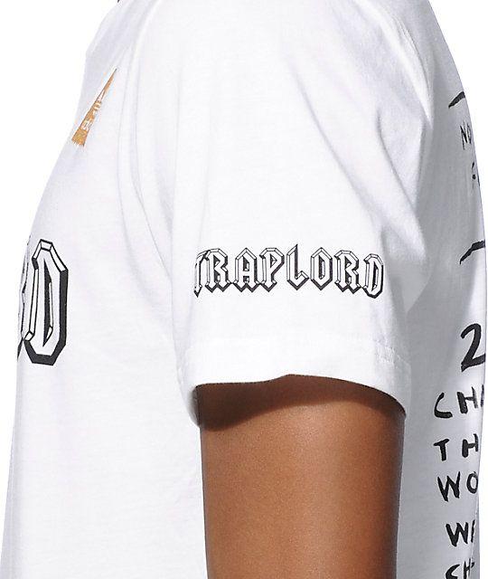 d5c43d72 Trap Lord x adidas A$AP Ferg T-Shirt | clothes | Trap lord, Adidas ...