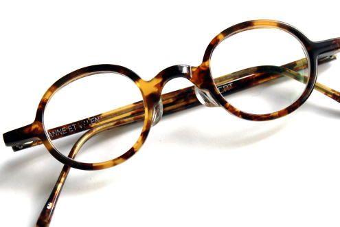 Anne Et Valentin Albert France Eyeglasses Threads In