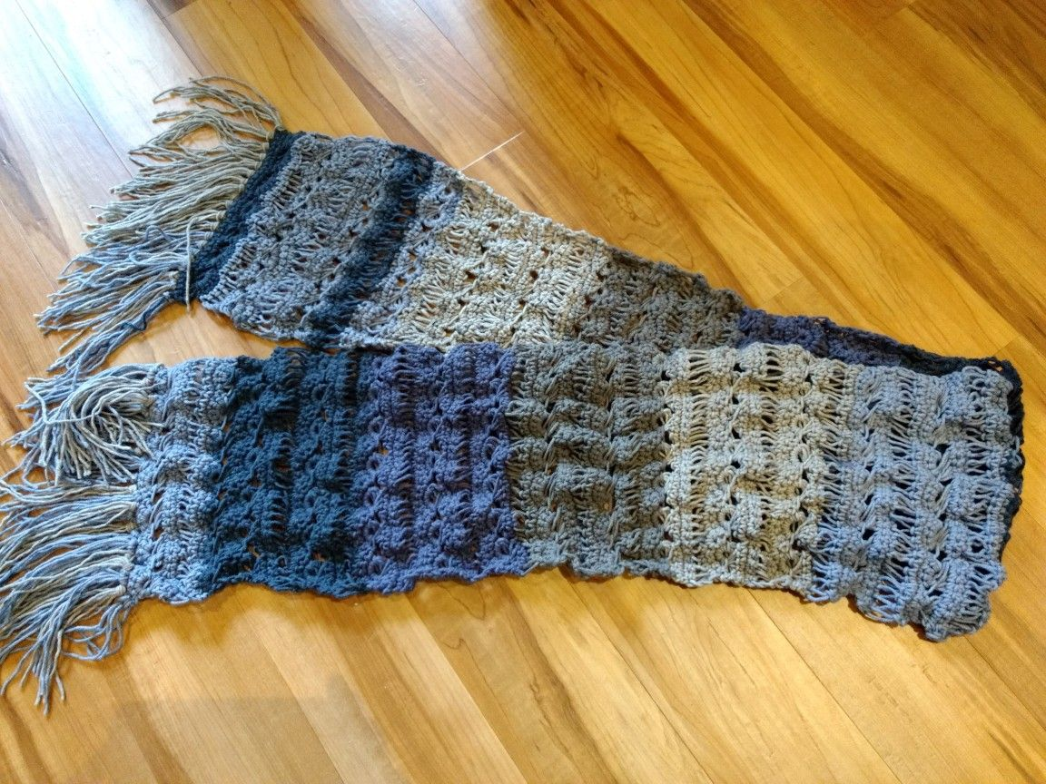 Broomstick lace\