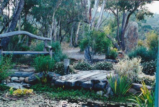 Rustic | Australian native garden, Australian garden ...