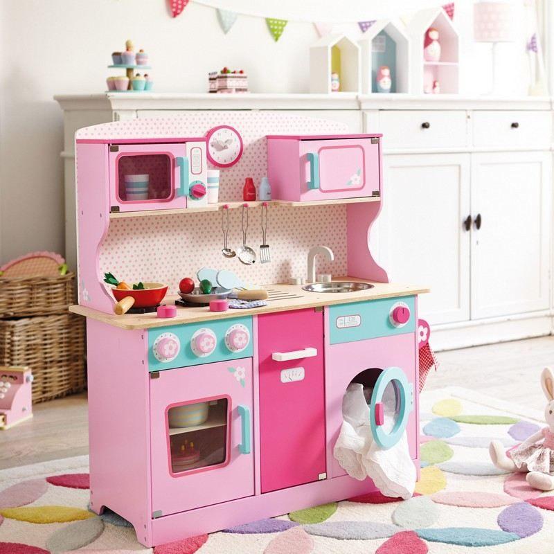 Kinderküche aus Holz - 50 Ideen für süße Spielküchen - # ...