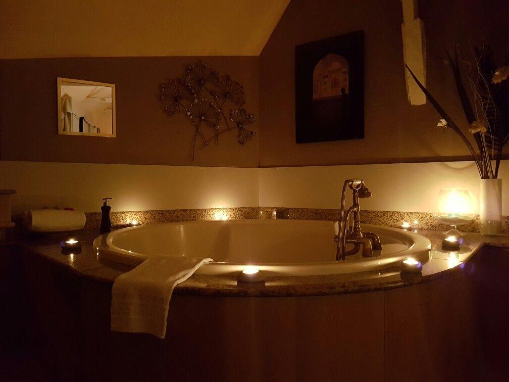 Chambre baignoire double pr s de rennes escapade - Chambre d hote pres de chambord ...