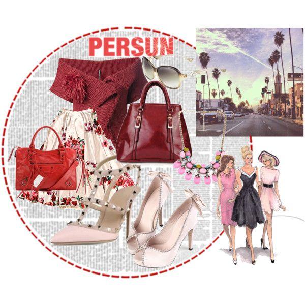 Persun by elmaman on Polyvore featuring мода, Liviana Conti and Von Vonni