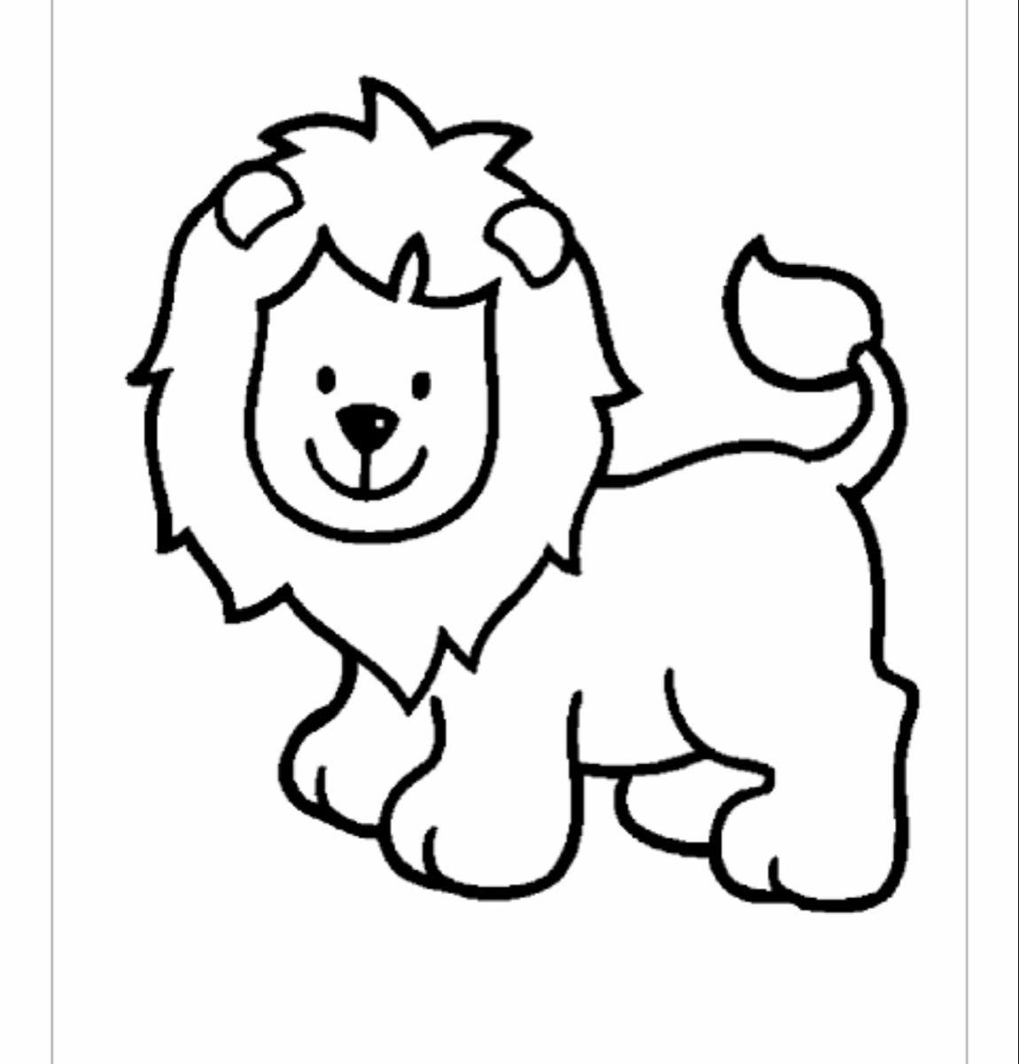 Pin By Aloneangel On Kumas Boyama In 2020 Zoo Animal Coloring Pages Animal Coloring Pages Animal Drawings