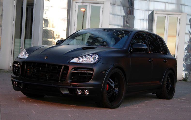 Porsche Cayenne Turbo Anderson Germany Edition Cars