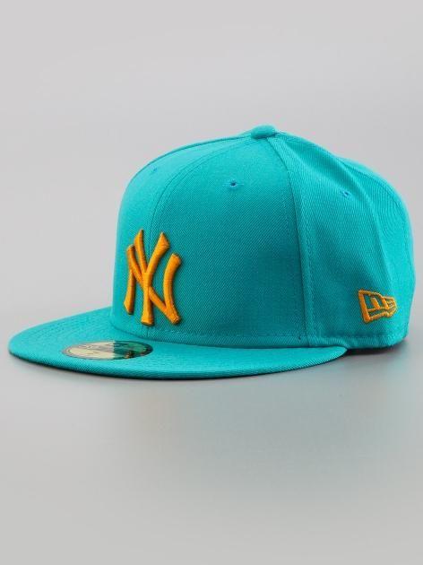 New Era New York Yankees Basic Teal Orange Nur Bis Sonntag 28 07 25 Rabatt Auf Alle Caps Von New Era Besuche Un Yankees Fitted Hat Yankee Hat Yankee Fitted