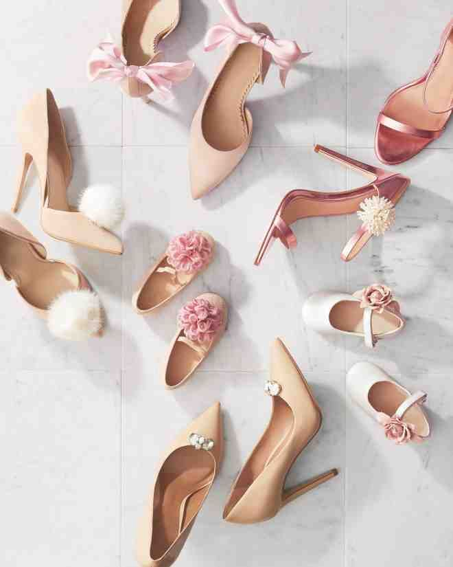 Adding chic flourishes to your friends' footwear—and your littlest attendants' too—is easy with custom adornments. Step lively with these DIY ideas for kicking up your wedding style.