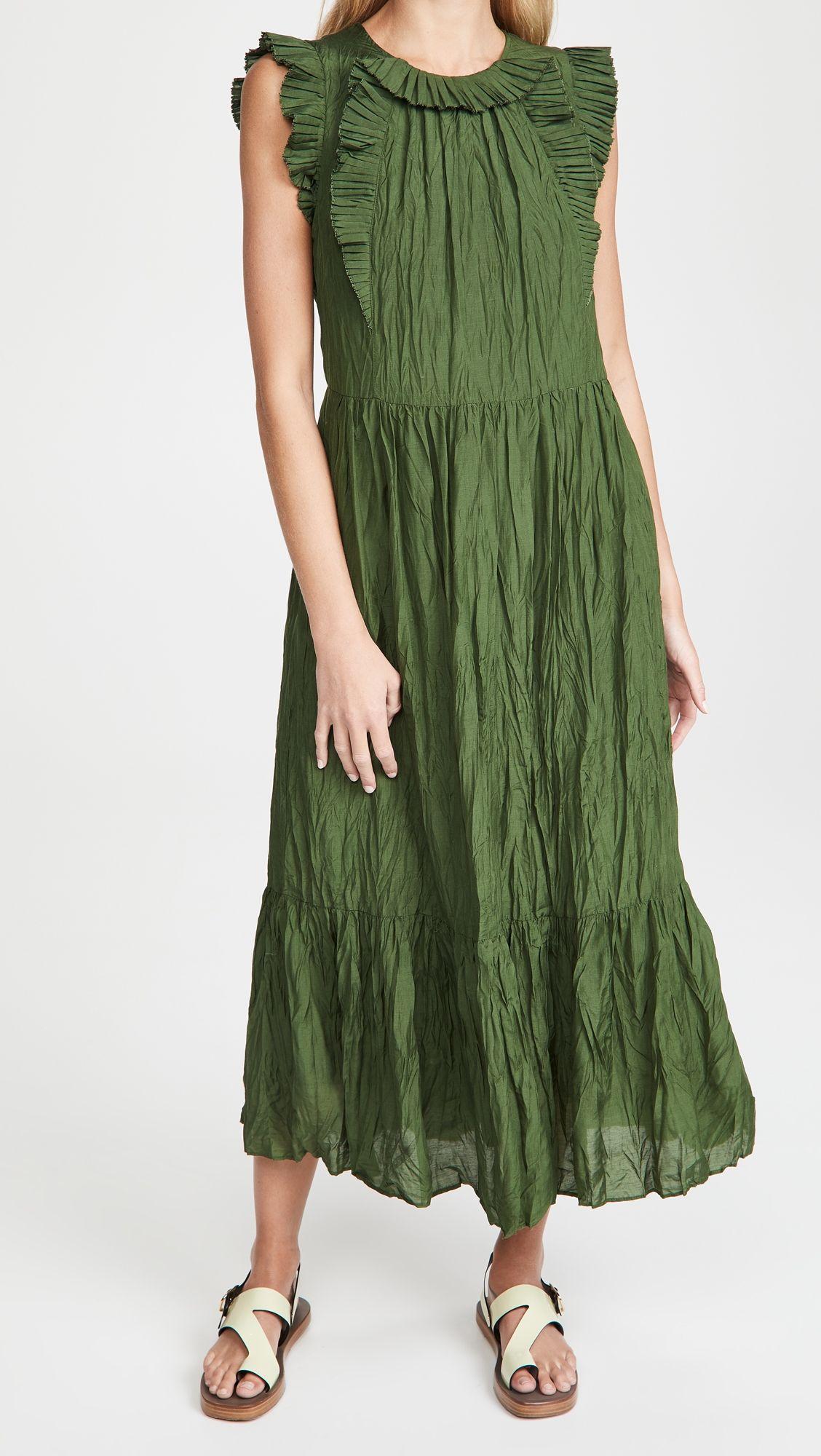 Sea Tessa Sleeveless Maxi Dress Sleeveless Maxi Dress Maxi Dress Green Bodycon Dress [ 2000 x 1128 Pixel ]