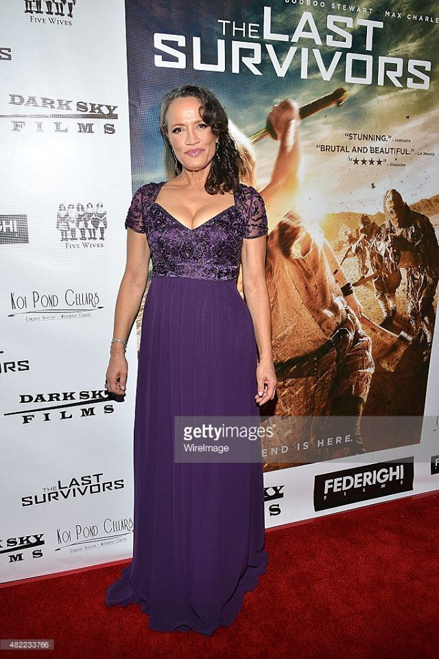 Actress Rena Owen looks #fabulous in #SUEWONG at the premiere of The ...