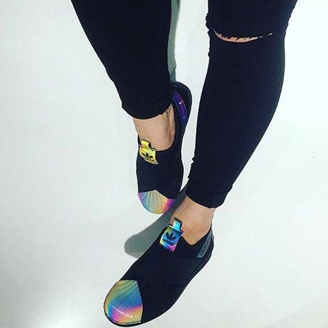 Footwear · SST Slip-On adidas rita ora ...