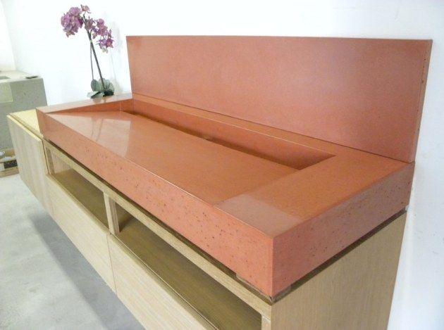 Sarche Concrete Design Creates Elegant Concrete Kitchen Island Designs In San  Antonio