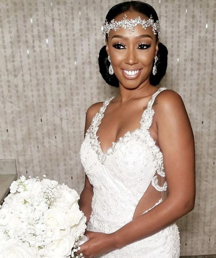 Sisi Nike Bridal Makeup Artist NY
