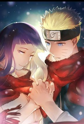 Gambar Naruto Dan Hinata Romantis Keren Nusagates