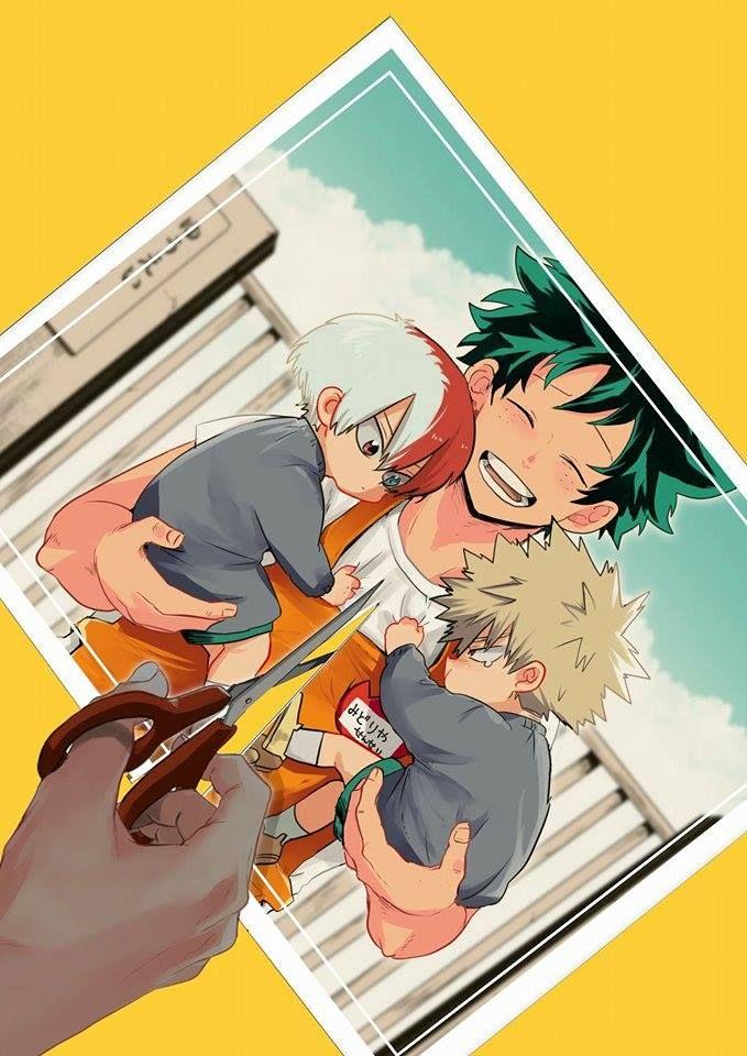 My Hero Academia Todoroki X Injured Reader