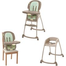 Ingenuity Trio 3 in 1 High Chair Whimsical Wonders High chairs