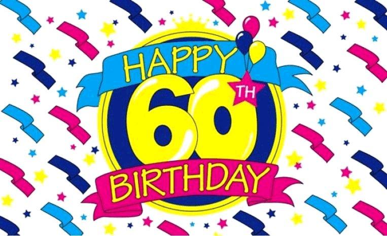 Geburtstagsbilder 58 Jahre Inspirational 60 Geburtstag Bilder 60