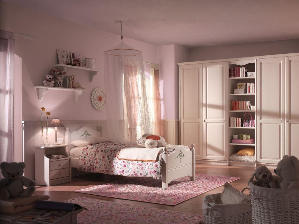 Decoracion de dormitorios juveniles para mujeres - Habitaciones juveniles decoracion ...
