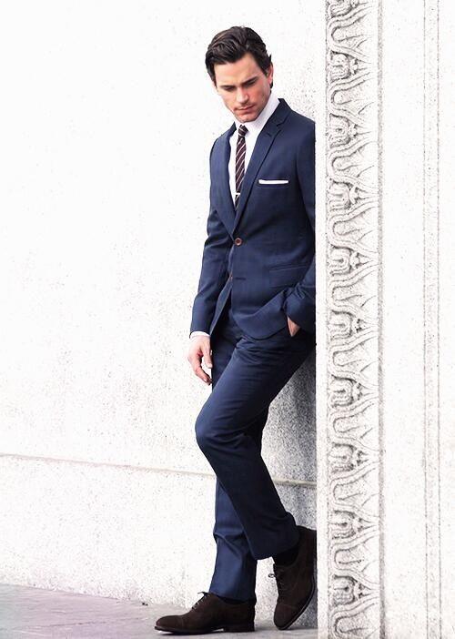 Matt Bomer as Neal Caffrey  85c95bf66b0