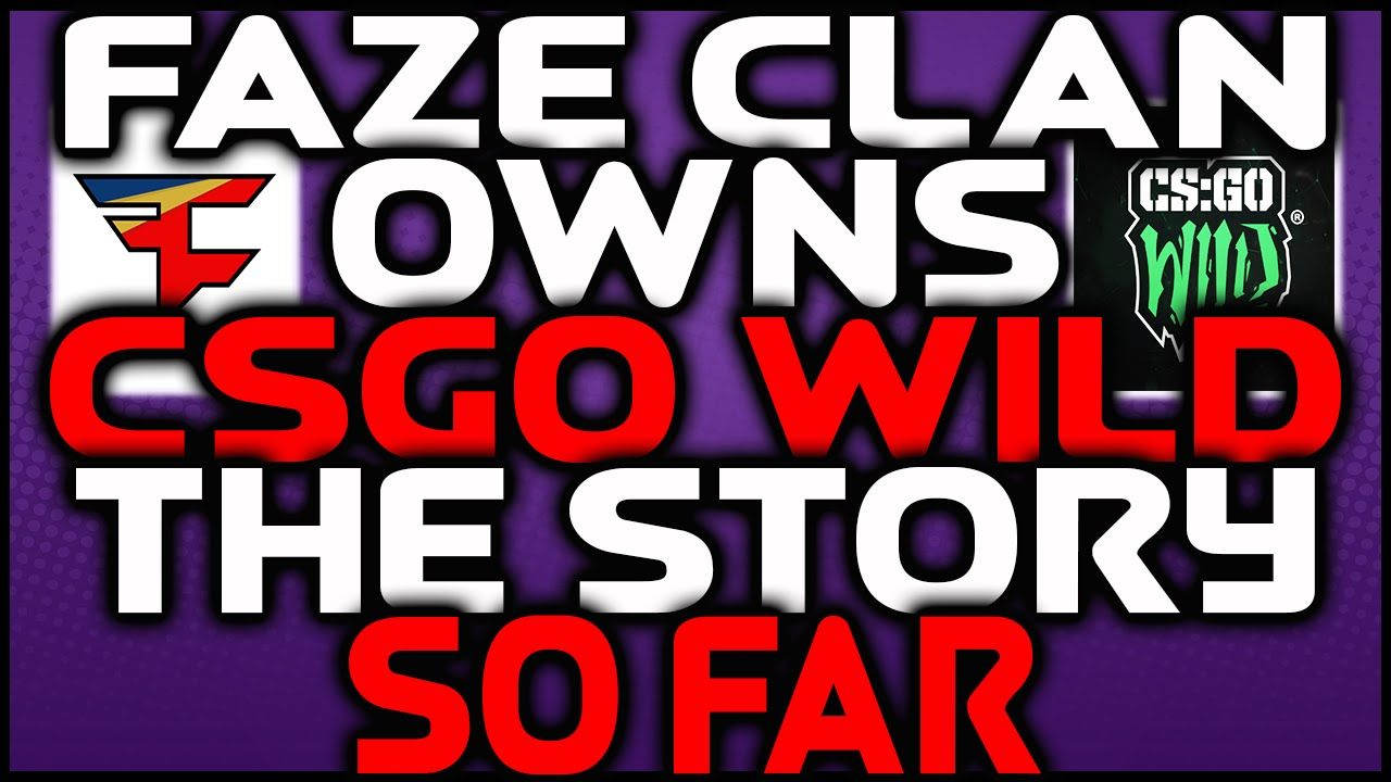 Faze Clan Owns CSGO Wild Part 4 Faze Rain Faze Banks