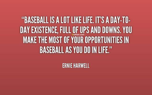 60 Awesome Baseball Life Quotes Baseball Ideas Mesmerizing Baseball Life Quotes