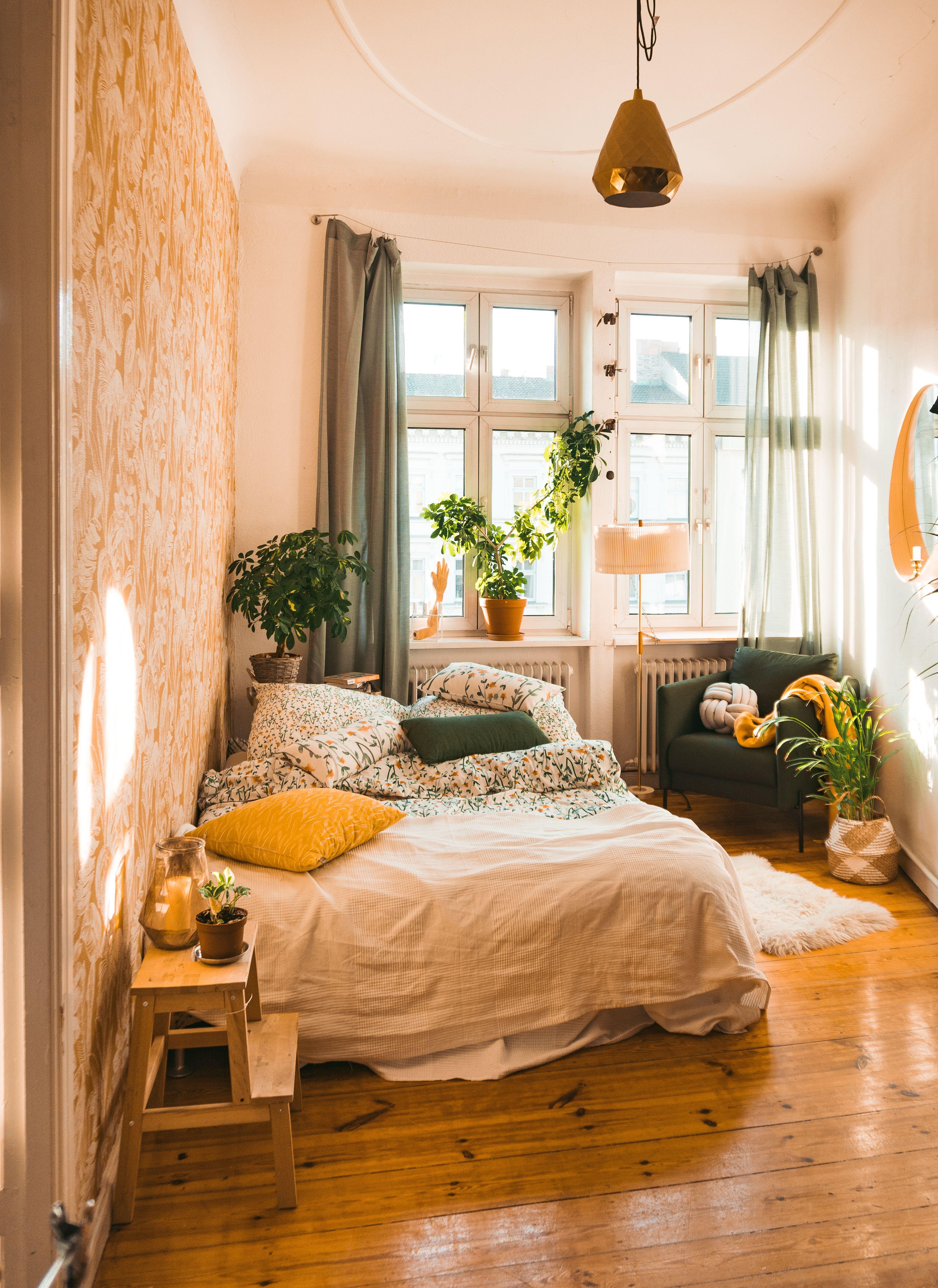 Die Macht der Textilien - stoffliche Materialkunde mit fridlaa #bedroominspirations