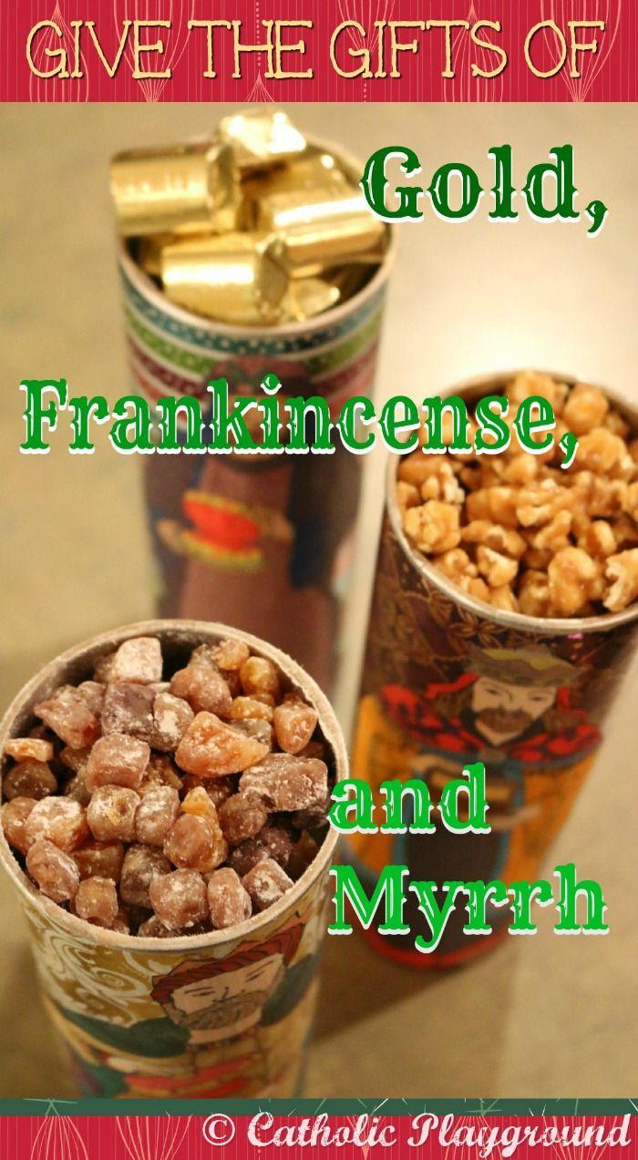 edible gold frankincense and myrrh - Gold Frankincense And Myrrh Christmas Gifts