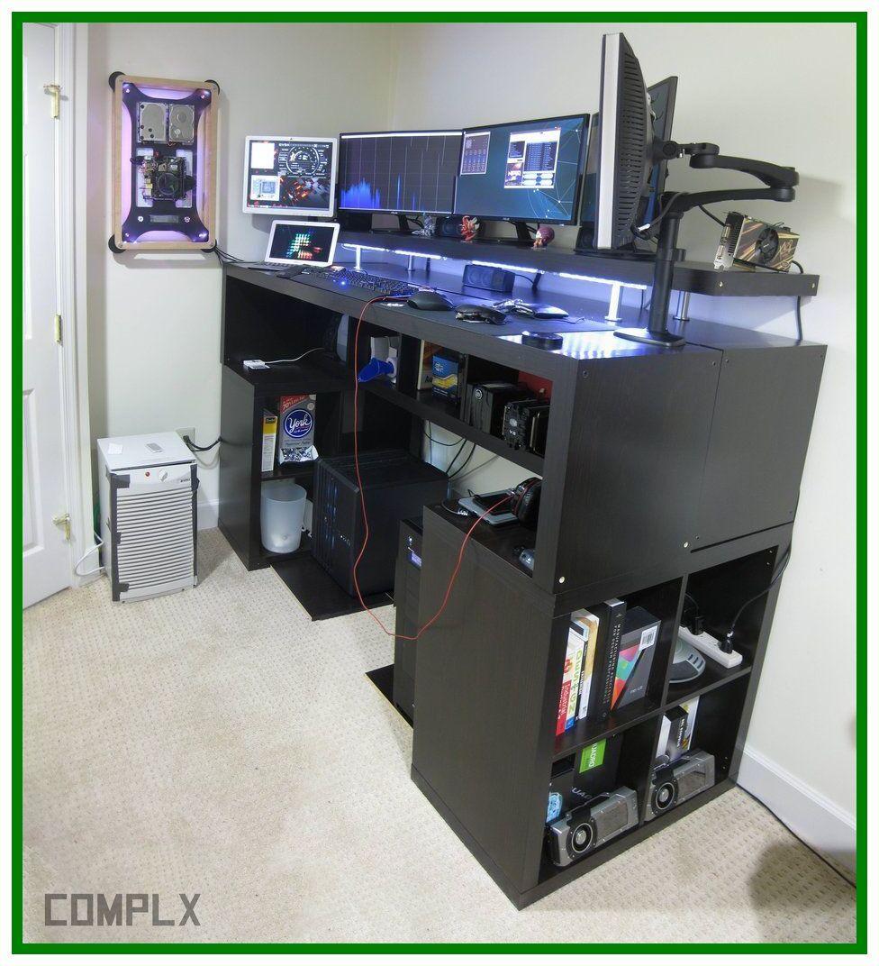 71 Reference Of Diy Standing Desk Reddit In 2020 Home Office Setup Office Setup Room Setup