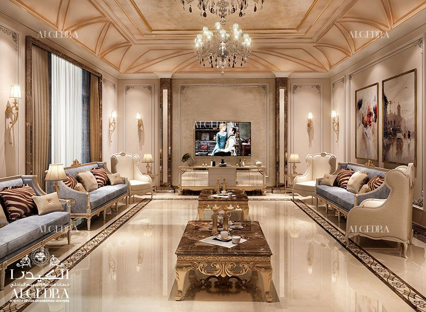 Residential & Commercial Interior Designsalgedra Unique Luxury Living Room Interior Design Ideas Design Inspiration