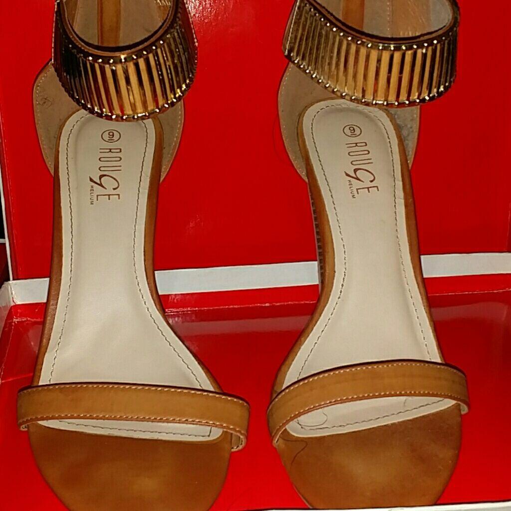Stunning Chesnut Heels