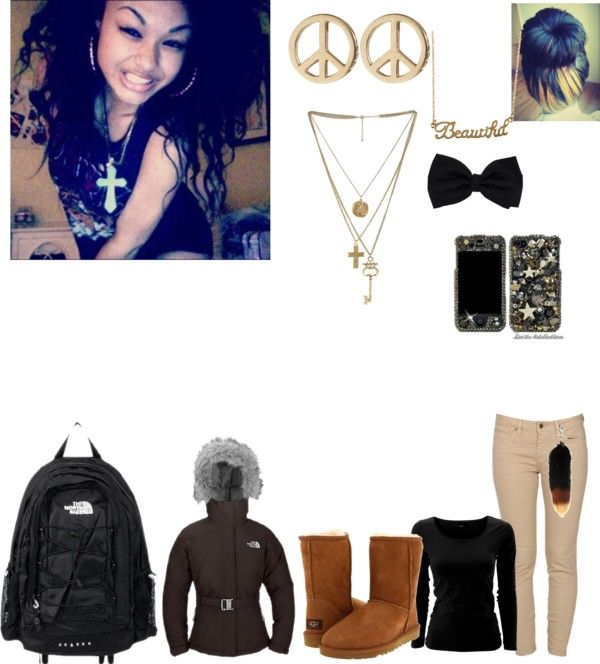 """""""Untitled #163"""" by jazmine-mad-swaggggg ❤ liked on Polyvore"""