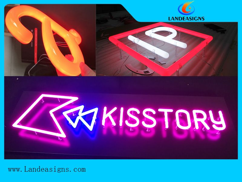 New Profile 360 Acrylic Neon Sign Neon signs